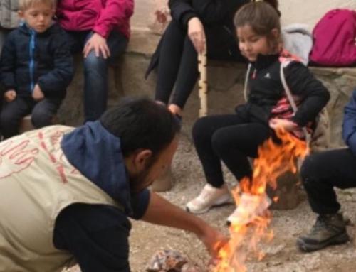 Foc i cordilleria per difondre l'art rupestre
