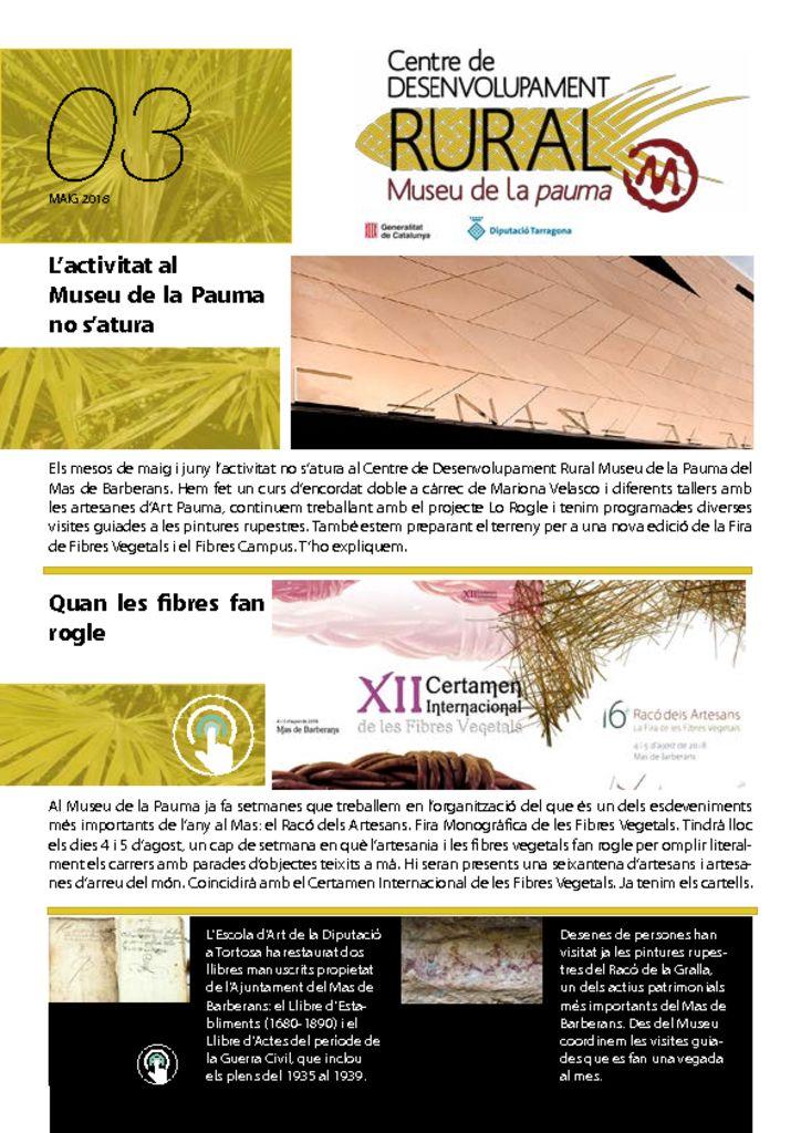 thumbnail of Museu de la Pauma News 03
