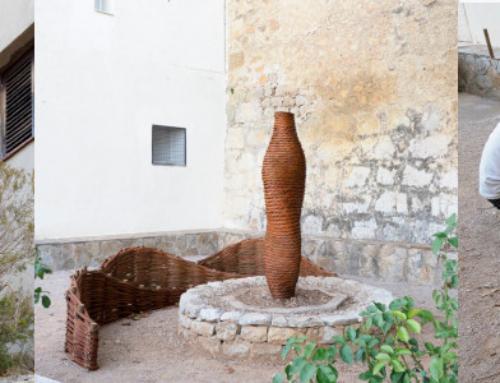 Torres de vímet en homenatge a Gaudí