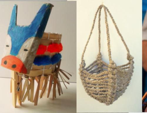 De màscares boscanes a cistelleria de mar